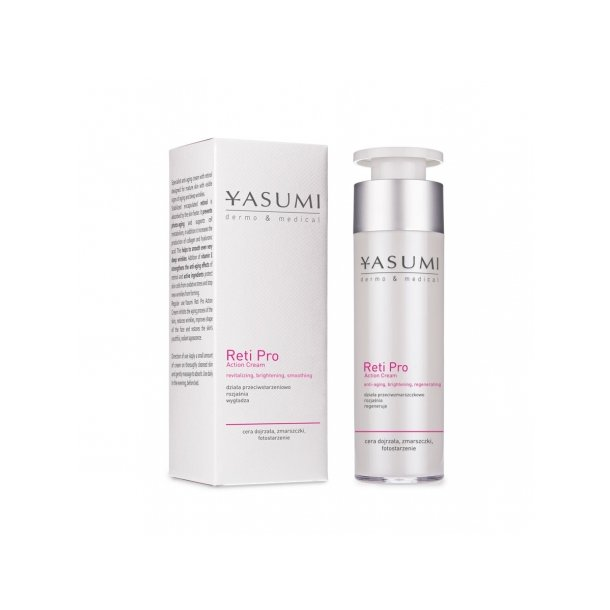 Reti Pro Action Cream YASUMI Dermo&Medical