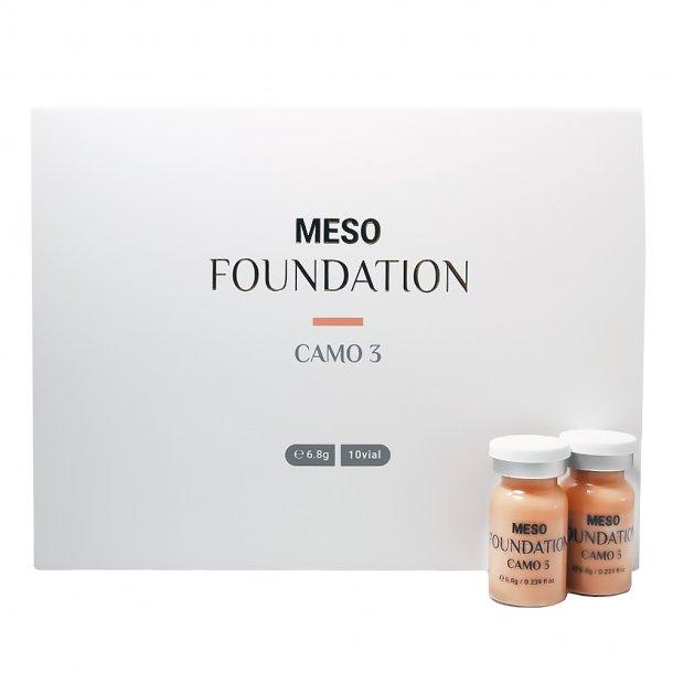 MESO BB foundation Camo3