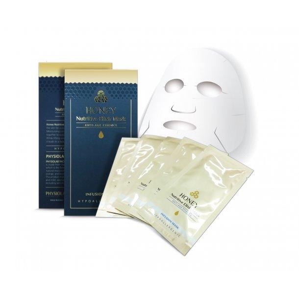Honey Nutritive Elixir Mask ANTI-AGE ESSENCE (5 stk.)